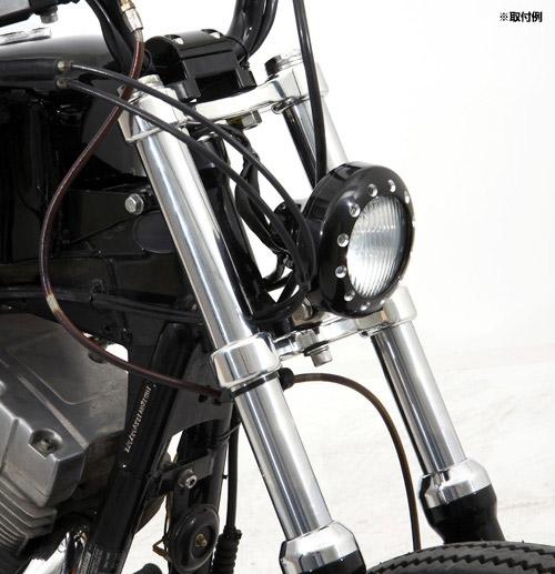 【EASYRIDERS】Φ39 Narrow 三角台總成 3度 - 「Webike-摩托百貨」