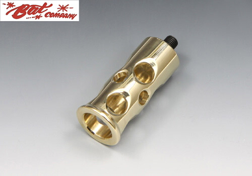 【EASYRIDERS】黃銅製打孔型變速踏板 - 「Webike-摩托百貨」