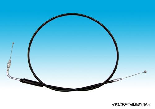 【EASYRIDERS】油門拉索 (黒色/6吋 over) - 「Webike-摩托百貨」