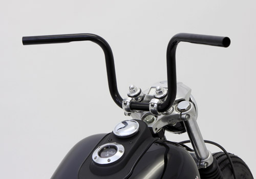 【EASYRIDERS】Hammer 把手【Narrow/Ro/黒色鋼】 - 「Webike-摩托百貨」