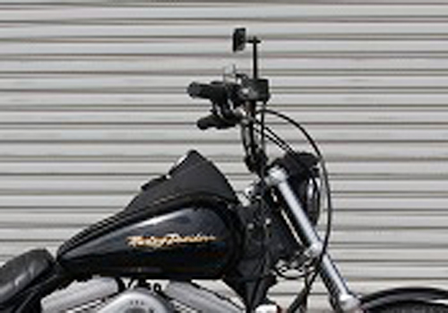【EASYRIDERS】Hammer 把手【Mid/Ro/不鏽鋼】(有配線用凹痕) - 「Webike-摩托百貨」
