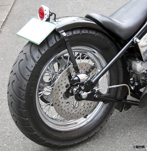 【EASYRIDERS】短版Chopper方向燈 【有燈眉】 - 「Webike-摩托百貨」