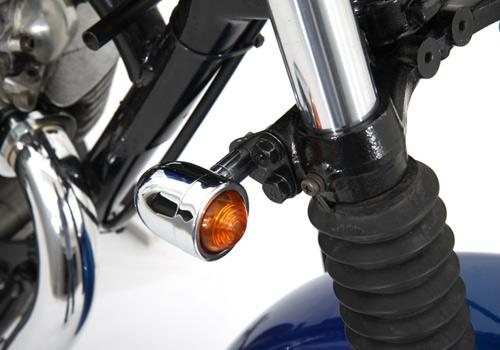 【EASYRIDERS】迷你子彈型方向燈 - 「Webike-摩托百貨」