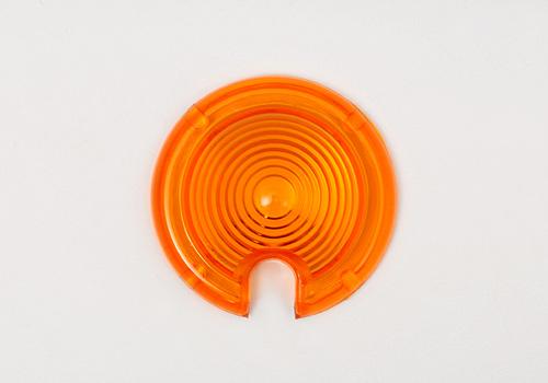 【EASYRIDERS】小型方向燈用維修燈殼 (橘色) - 「Webike-摩托百貨」