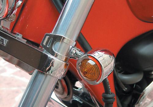 【EASYRIDERS】方向燈支架 - 「Webike-摩托百貨」