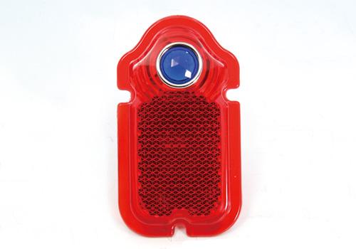 【EASYRIDERS】blue dot lens 藍點尾燈燈殼 (Tom Stone用) - 「Webike-摩托百貨」