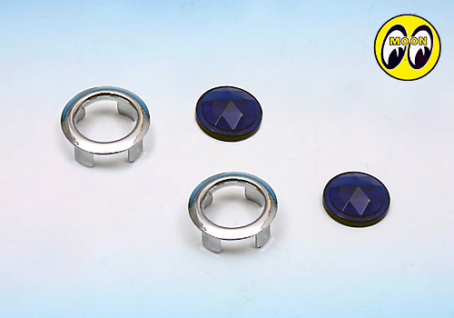 【EASYRIDERS】Blue dot 檔位燈 - 「Webike-摩托百貨」
