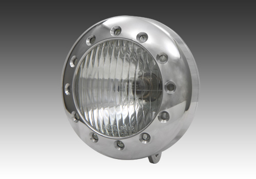【EASYRIDERS】Drilled 頭燈 - 「Webike-摩托百貨」