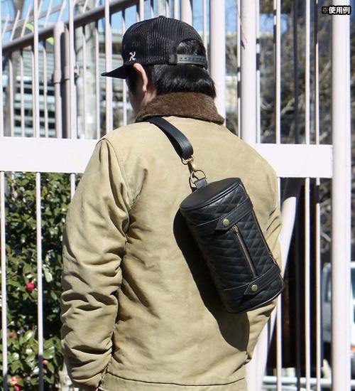 【EASYRIDERS】菱紋兩用肩背工具包 - 「Webike-摩托百貨」