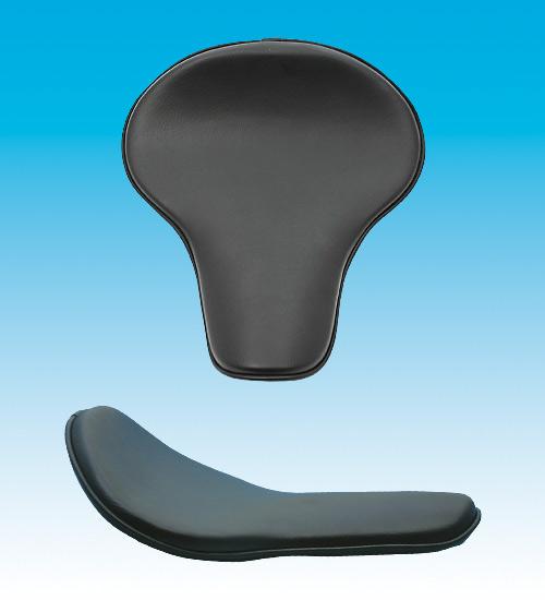 【EASYRIDERS】VW 單座坐墊 (薄型 素面 黒色) - 「Webike-摩托百貨」