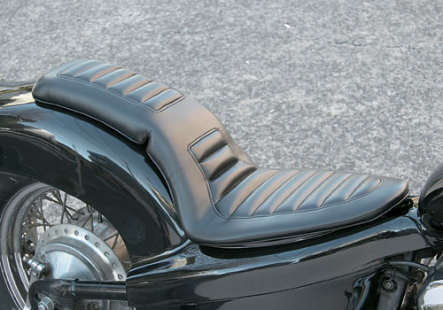 【EASYRIDERS】Ultra Flat Deluxe Cobra 坐墊 - 「Webike-摩托百貨」