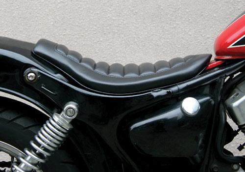 【EASYRIDERS】Ultra Flat Deluxe 單座坐墊 - 「Webike-摩托百貨」