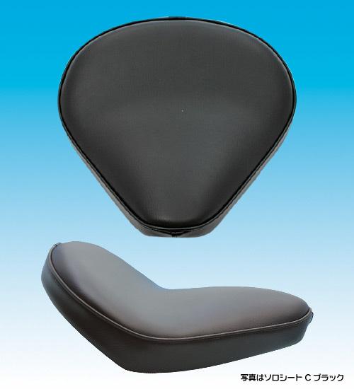 【EASYRIDERS】LF 單座坐墊 (DX 素面 棕色) - 「Webike-摩托百貨」