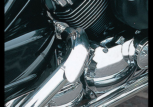 【EASYRIDERS】排氣管防燙蓋【圓型】 - 「Webike-摩托百貨」