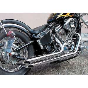 String Rush Exhaust System EASYRIDERS