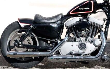 【EASYRIDERS】BOSSLEY Reventon Header 排氣管尾段 - 「Webike-摩托百貨」