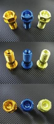 【ETHOS】鋁合金油管螺絲 (雙油管專用) - 「Webike-摩托百貨」