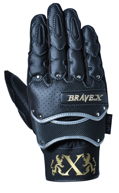 【BRAVE X】網格手套 - 「Webike-摩托百貨」