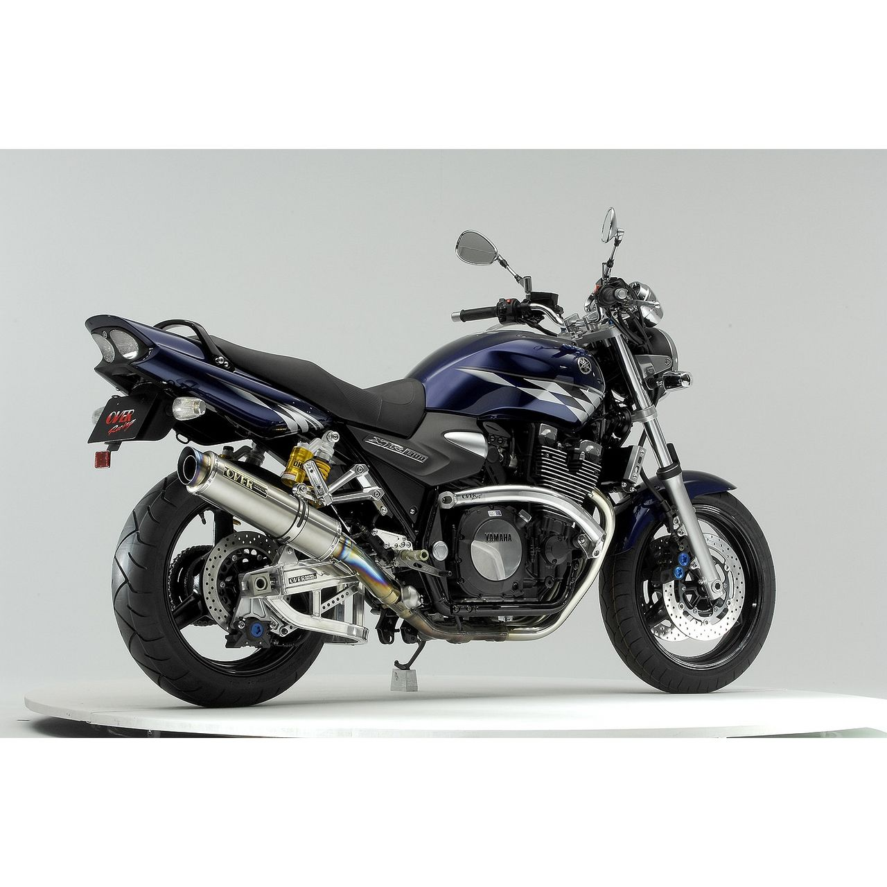 【OVER】GP PERFORMANCE 鈦合金排氣管尾段 - 「Webike-摩托百貨」
