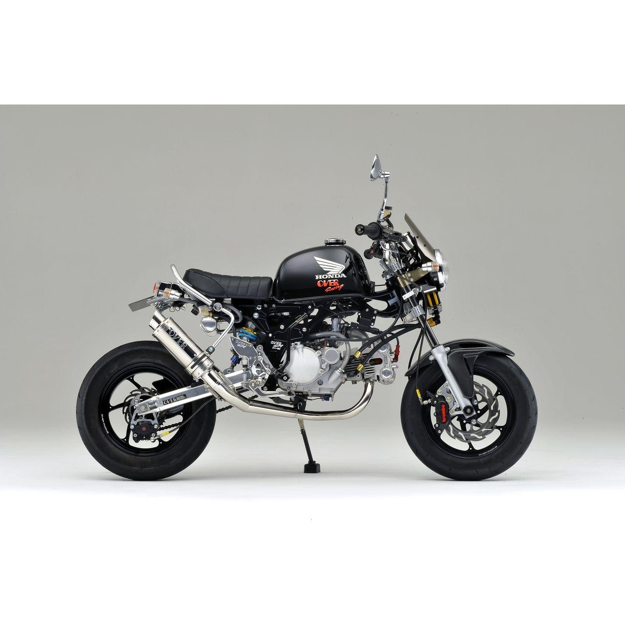 【OVER】GP-PERFORMANCE 型式S 競賽型排氣管 - 「Webike-摩托百貨」