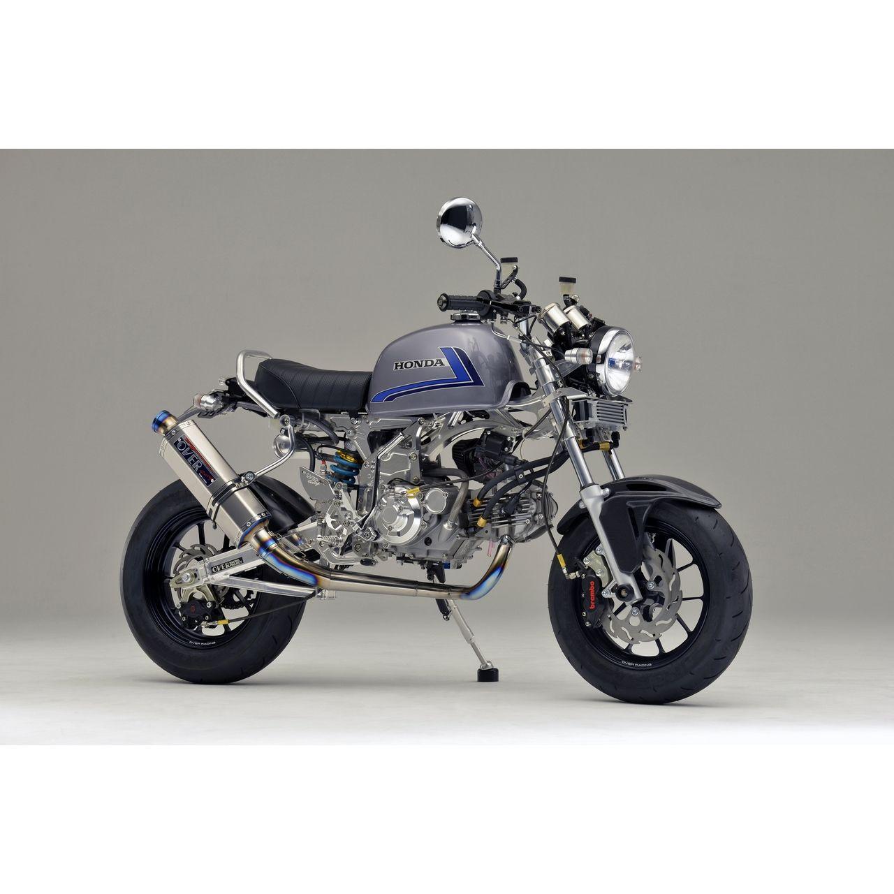 【OVER】TT-Formula 全鈦合金 排氣管 - 「Webike-摩托百貨」