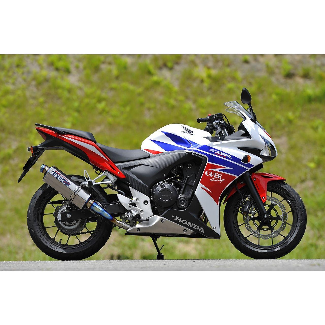 【OVER】TT-Formula 鈦合金排氣管尾段  - 「Webike-摩托百貨」