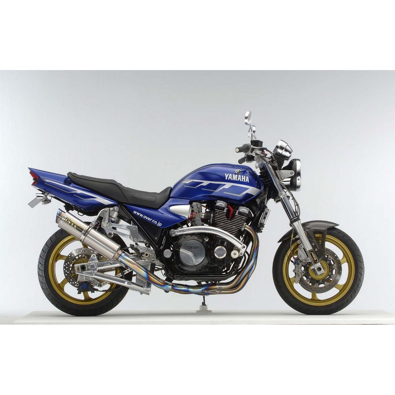 【OVER】GP PERFORMANCE  TT全段式排氣管 - 「Webike-摩托百貨」