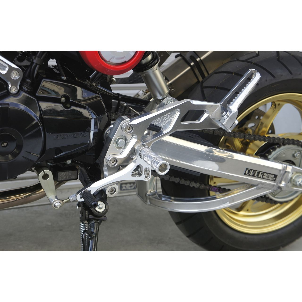 Rear Sets 4 Position Tandem Position Kit