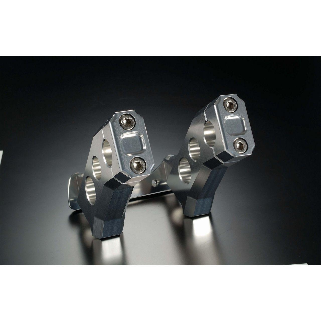 【OVER】把手增高座(鋁合金削切加工) - 「Webike-摩托百貨」
