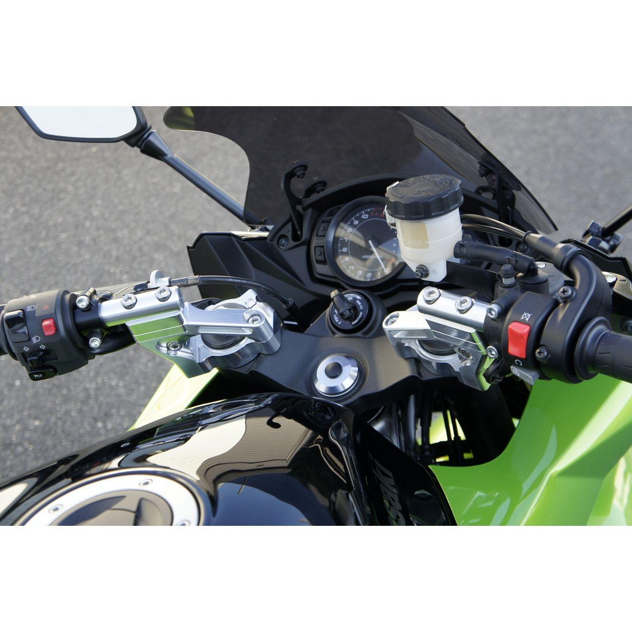 【OVER】運動型 把手套件 - 「Webike-摩托百貨」