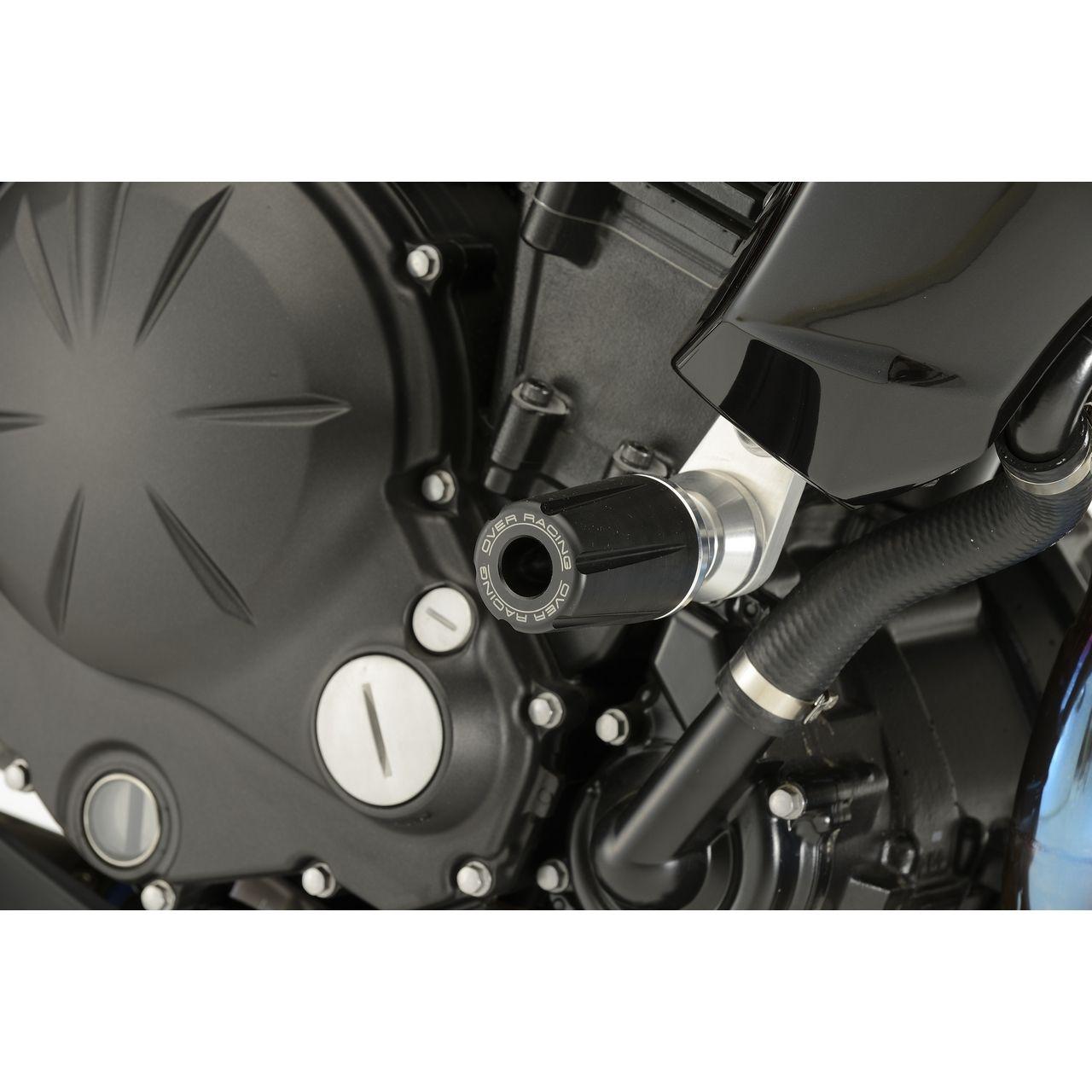 【OVER】引擎防倒滑塊(防倒球) - 「Webike-摩托百貨」