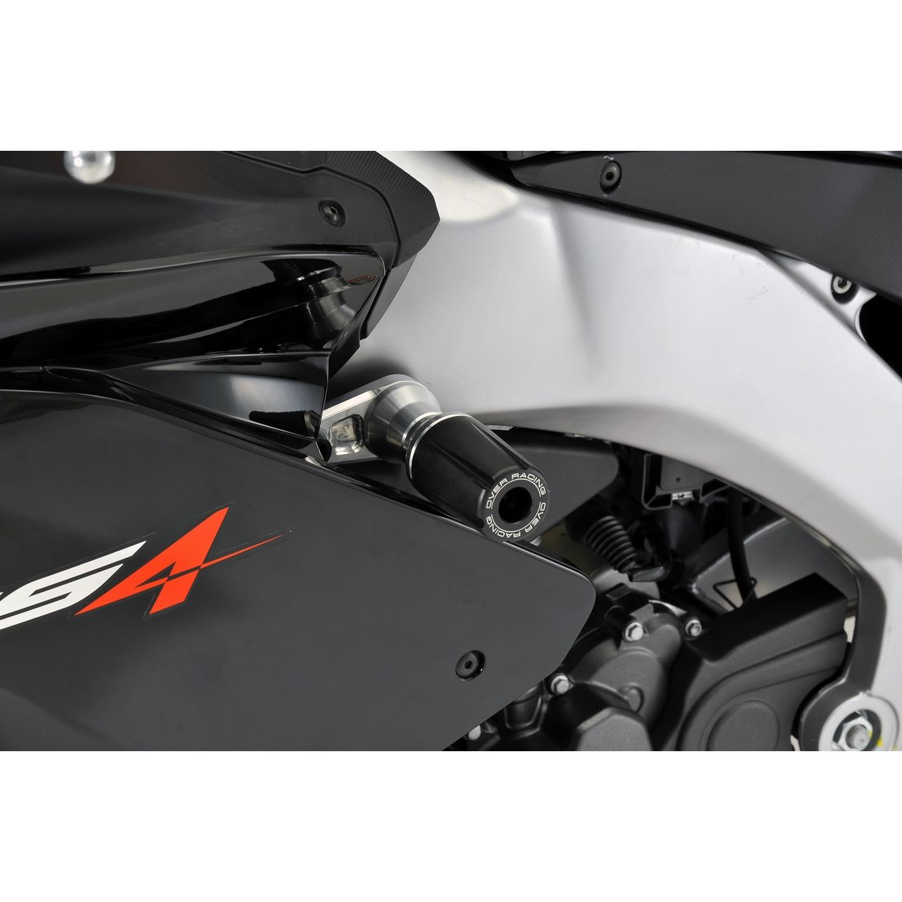 【OVER】Racing 滑塊(防倒球) - 「Webike-摩托百貨」
