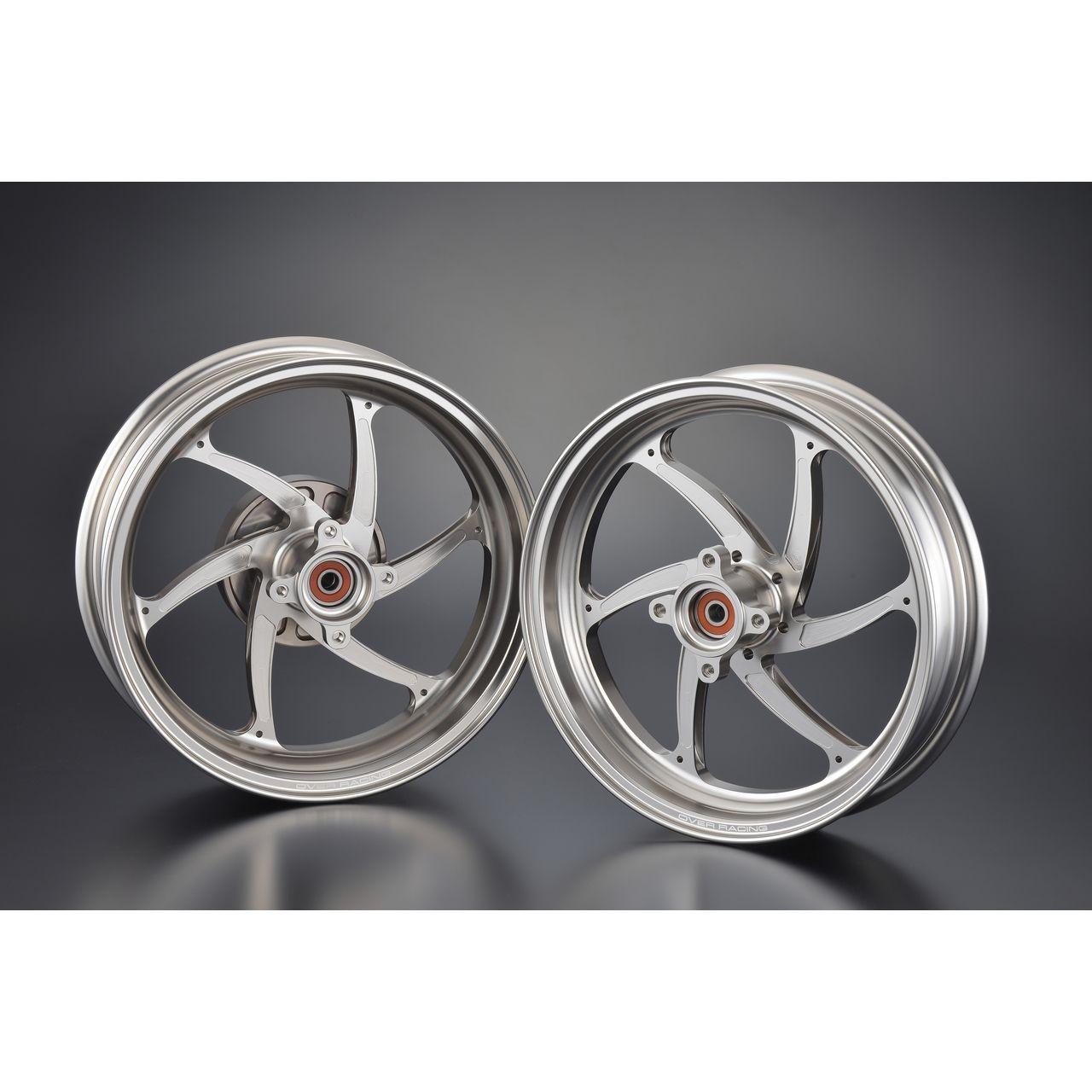 Forged Aluminum Wheel GP-SIX