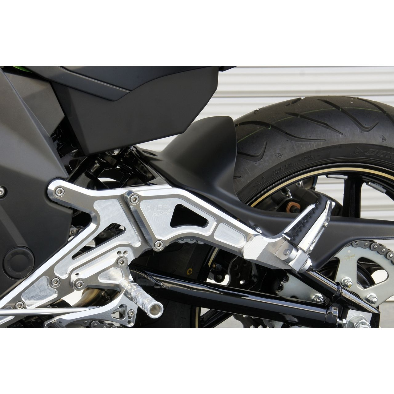 【OVER】後腳踏套件 - 「Webike-摩托百貨」