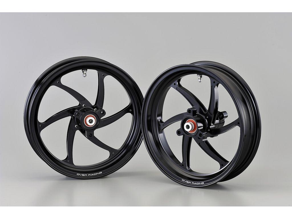 【OVER】GP-SIX 輪框 有減震橡皮型式 - 「Webike-摩托百貨」