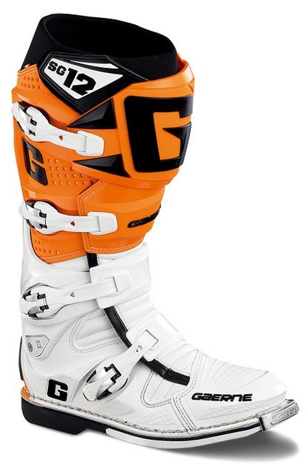 【gaerne】SG12越野車靴 - 「Webike-摩托百貨」