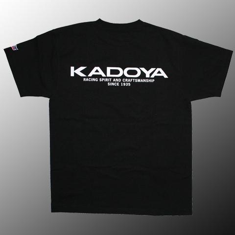【KADOYA】KADOYALogo T恤 - 「Webike-摩托百貨」