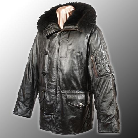 【KADOYA】N-3BR 皮革外套(Double) - 「Webike-摩托百貨」