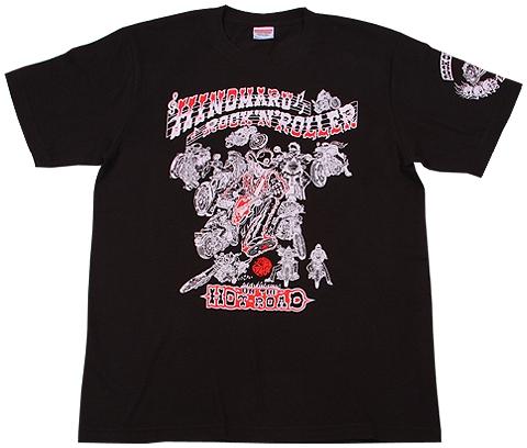 【KADOYA】HINOMARU ROCK N' ROLLER T恤 - 「Webike-摩托百貨」