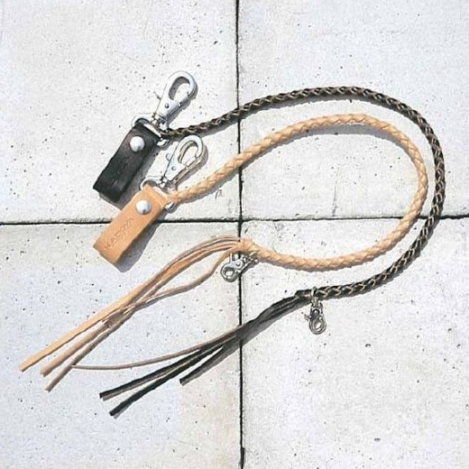 【KADOYA】皮革錢包吊繩 B - 「Webike-摩托百貨」