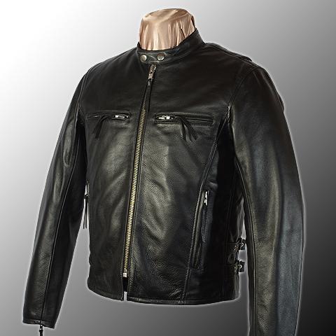 【KADOYA】KS LEATHER MVS-F皮革外套 - 「Webike-摩托百貨」