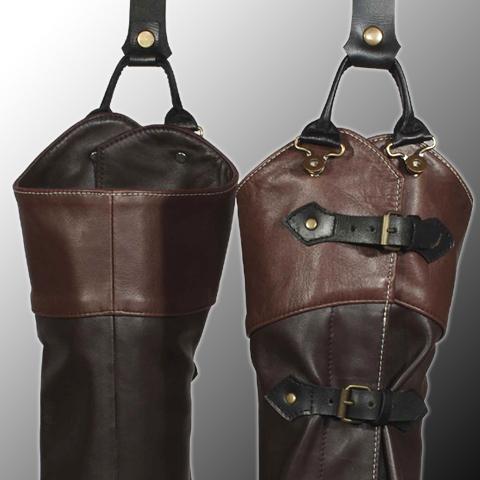 【KADOYA】BLACK CURVY 輕量長套管靴 - 「Webike-摩托百貨」