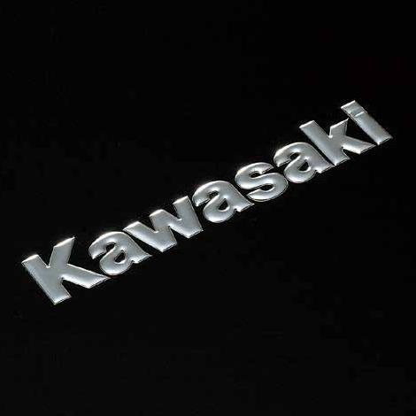 【KAWASAKI】Kawasaki 徽章貼紙 - 「Webike-摩托百貨」