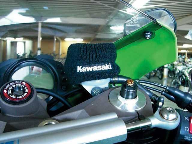 【KAWASAKI】Kawasaki 護腕 - 「Webike-摩托百貨」