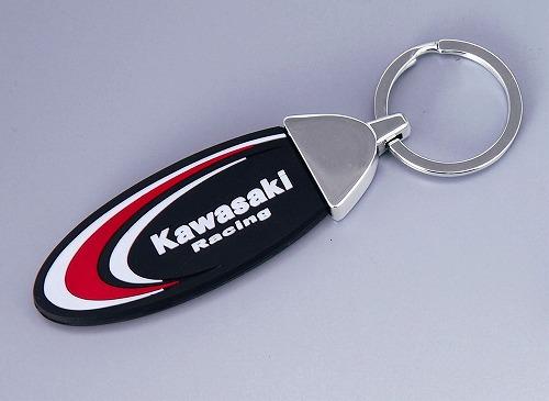 【KAWASAKI】Kawasaki 橢圓鑰匙圈2R - 「Webike-摩托百貨」