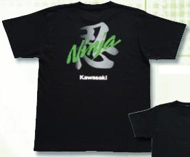 【KAWASAKI】Kawasaki 忍T恤 - 「Webike-摩托百貨」