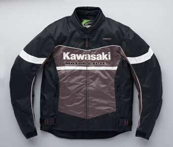 【KAWASAKI】Kawasaki 通風寬鬆外套 - 「Webike-摩托百貨」