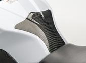 【KAWASAKI】碳纖維油箱保護貼 - 「Webike-摩托百貨」