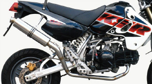 【KITACO】High-end down 全段排氣管 - 「Webike-摩托百貨」