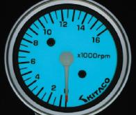 【KITACO】60φEL轉速錶 - 「Webike-摩托百貨」